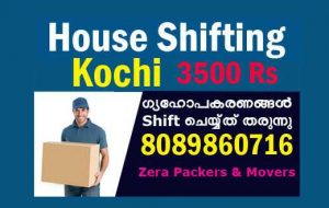 packers and movers edappally