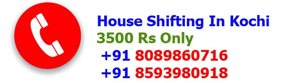 house shifting aluva